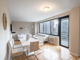 The Ideal 2 Bedroom Getaway by Central Park UWS, Nova York
