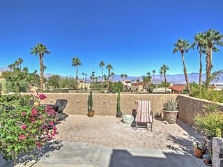 Newly Remodeled! 2BR Borrego Springs Townhome in Rams Hill!