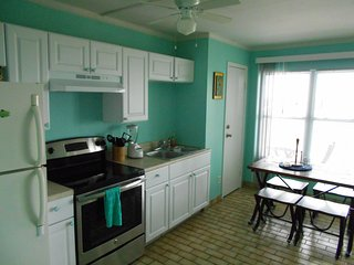 1 BR CONDO,OCEAN VIEW,NO STREETS TO CROSS TO OCEAN, South Padre Island