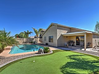 Quiet 4BR Goodyear House w/Private Pool