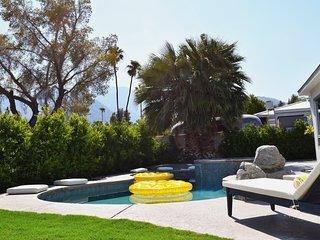Mid-Century Bungalow, Palm Springs