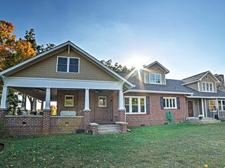 NEW! 4BR Cleveland House w/ Large Porch