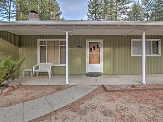 2BR South Lake Tahoe House w/Alpine Views!