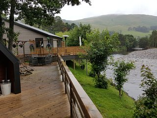 Beautiful Badger Lodge - just awarded TripAdvisor 2017 Certificate of Excellence