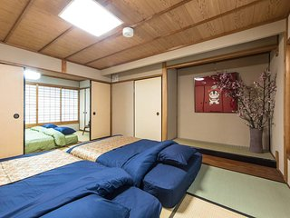 Centrally located Traditional Japanese style house in Shijo Karasuma (四条烏丸)