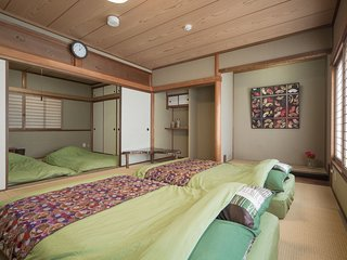 3bedroom house in Gion Miyagawacho