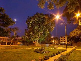 Lindo departamento para vacaciones familiares o grupos de amigos, Lima