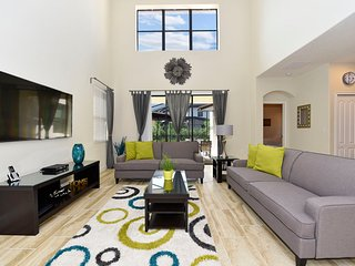 Magnificent, Modern 5 Bedroom 5 Bath SOLTERRA pool home from $163/night