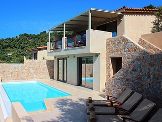 Villa Zaki 4 with private swimming pool - skiathos island