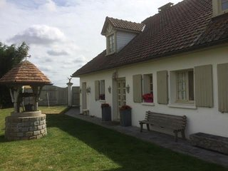Chambres d'hôtes tout confort en pleine nature, Poix-de-Picardie