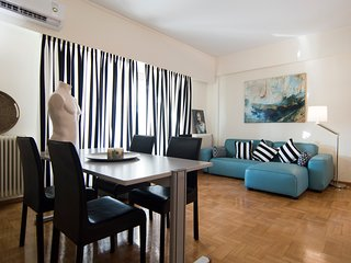 COZY CENTRAL APARTMENT IN ATHENS SYNTGMA-KOLONAKI