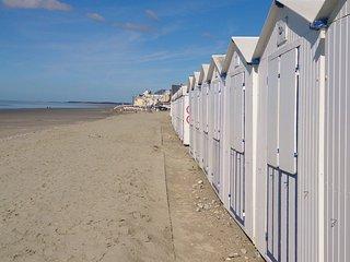 Villa indépendante au Crotoy à 100 m de la plage, classée 4 *  B.d.S tourisme