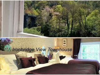 Ironbridge View Townhouse Luxury 5 Star - WiFi