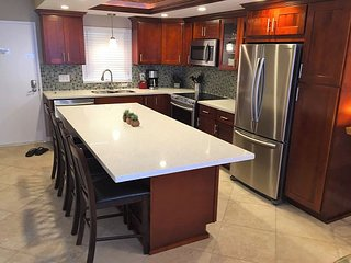 Beautifully Renovated and Fully Air-Conditioned  2-Bedroom Condo, Kihei