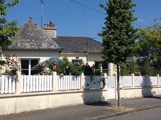Maison de vacances proche Plage et Thermes Marins, Saint-Malo