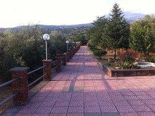 Casa-Villa alle pendici dell'Etna