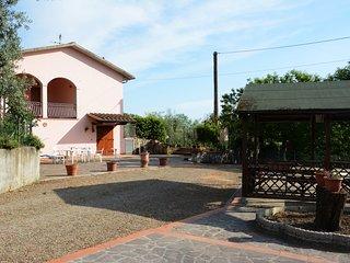 Villa Anna, Cancelli