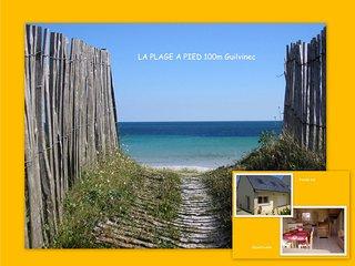 """ LA PLAGE A PIED"" ~ 100m ~ Guilvinec ~ BRETAGNE"