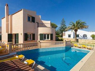 Menorca Villa Janer Anglada, Cala Blanca