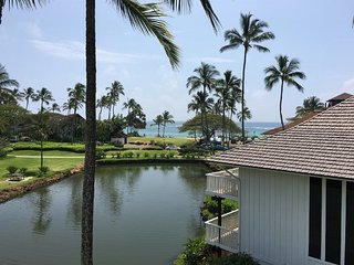 AMAZING OCEAN VIEW CONDO~POIPU BEACHFRONT property, Poipu