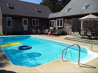 Central Cape Home with great Salt Water Pool!