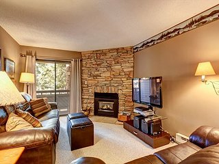 2BR, 2BA Cozy Breckenridge Chilly Pepper 2 Condo on Peak 8, Near Fun Park