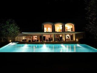 Villa de lujo, total privacidad