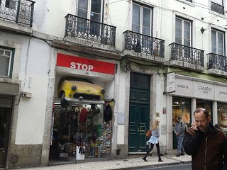 Our Little Spot in Chiado