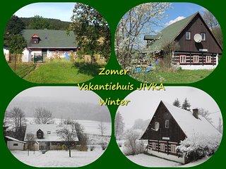 Schitterend Vakantiehuis JIVKA met omheinde tuin, Jivka