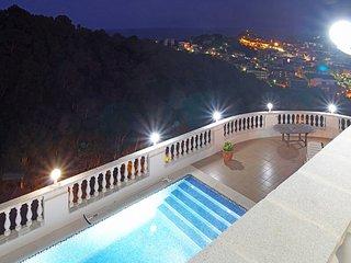 Villa BellaTossa avec vue imprenable,calme,piscine