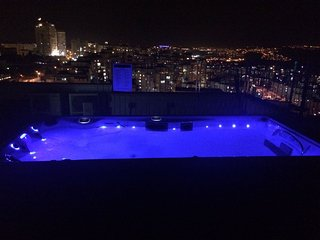 Luxury Jerusalem Penthouse with private pool