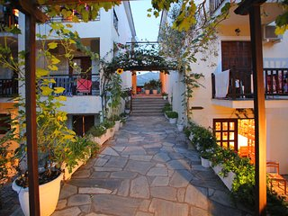 Skopelos Lux Studio A Prodromina, Ciudad de Skopelos