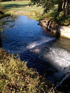 rivière La Retourne