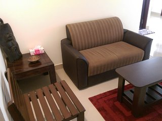 Spacious 1bhk with a cozy ambience, Bangalore