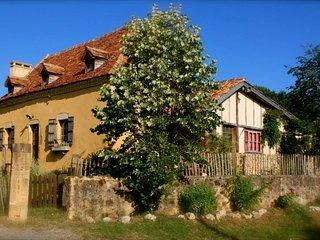 Belle maison Béarnaise, Malaussanne