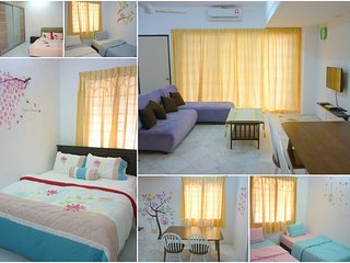 Super Cozy Homestay (DS Corner House), Ayer Keroh