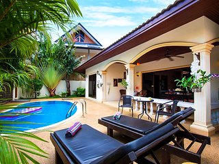 Tropical 2 bedroom pool villa - Bon Island Villa