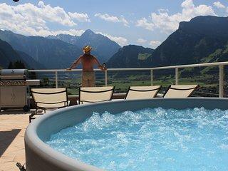 Chalet Vista, best luxury ski chalet in Mayrhofen