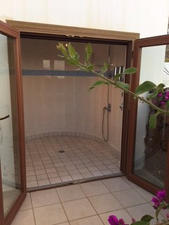 Shower room at Master bathroom