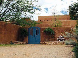 The Spiess Randall House, Santa Fe