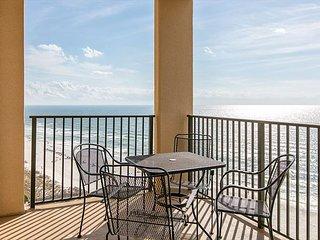 2BD, 2BA Orange Beach Beachfront Condo at Phoenix V - Private Balcony