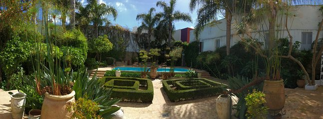 Other garden and pool ..