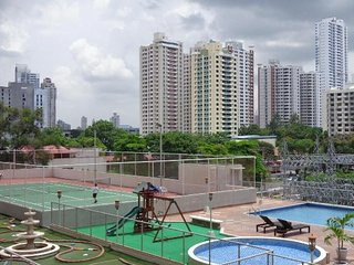 SEASONAL APARTMENTS FOR RENT  IN  PANAMA CITY, Panama-Stadt