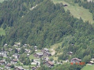 Vacances à la montagne été et hiver, Le Grand-Bornand