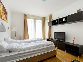 A Spacious Apartment at Gozsdu Court