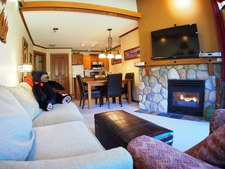 Fireside Lodge Village Center - 409, Sun Peaks