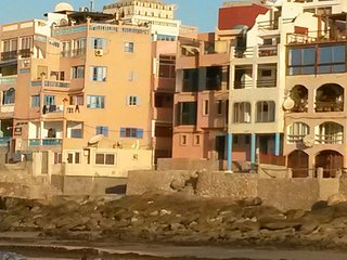 beautiful sky apartment in taghazout seaview