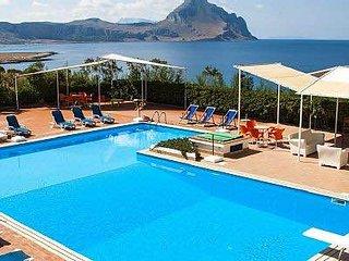 Appartamento in Villa San Vito lo Capo 4 a 6 persone