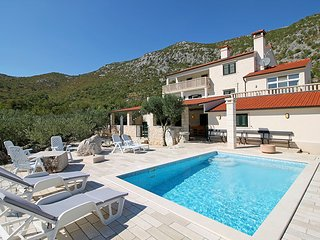 Leisure Villa My Stone for 12 person - Omis, Split - SPECIAL OFFER IN JUNE!