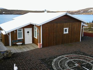 Luxurious Lake House In The Heart Of The Golden., Thingvellir